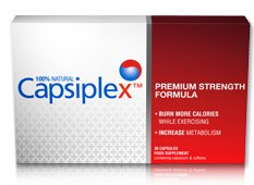 Capsiplex chili fat burner