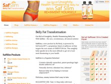 SafSlim Website