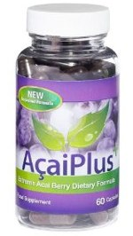 Acai Plus fat burner uk capsules