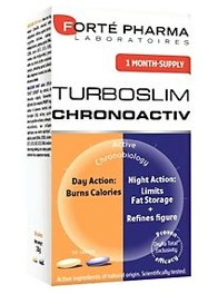 TurboSlim Chronoactiv diet pill review