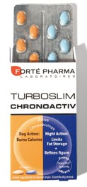 Turboslim Chronoactic Day time and nighttime