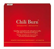 Chili Burn fat burner