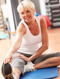 strength helps to stop weight gain in old age