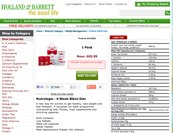 Holland and Barrett online