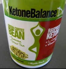 Ketone Balance duo close up
