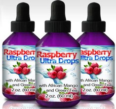 Raspberry Ultra Drop raspberry Ketone Liquid