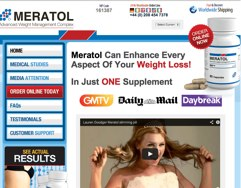 Official website for Meratol