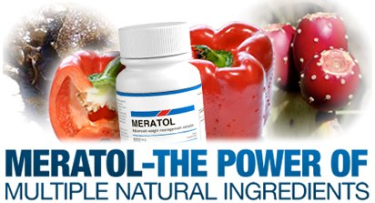 MNatural ingredients in Meratol