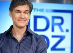 Dr Oz talks about health supplements