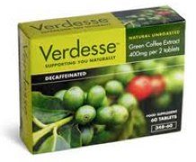 Verdesse Green Coffee pills