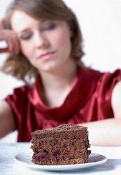 suppressing appetite