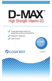 A review of Vitamin D Max