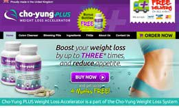 Cho-Yung Plus weight loss pill