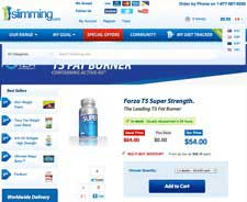 Official website for Forza T5 Super strength