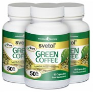 Svetol Green Coffee or Coffee Slender