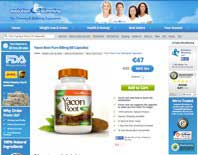Yacon Root from Evolution Slimming