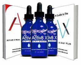 Activ8X diet drops buy
