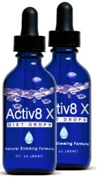 Activ8 X diet drops review