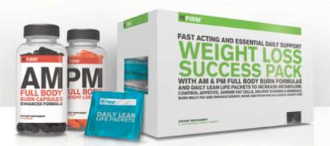 Weight Loss Success pack from Complete Nutrtion