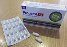 Proactol XS diet pill