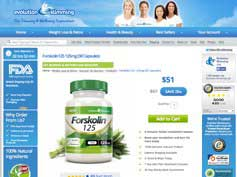 Forskolin from Evolution Slimming