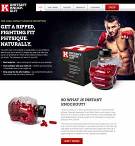 Official website for Instant Knockout