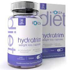 Forza Hydratrim with Glucomannan