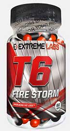 T6 Fire STorm fat burner